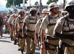 NONATO NOTÍCIAS: ENEM: 4.258 PMs FARÃO SEGURANÇA  NA BAHIA