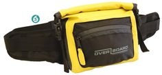 OverBoard Waterproof Fanny Pack - Yellow