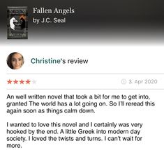4-Star review by Christine