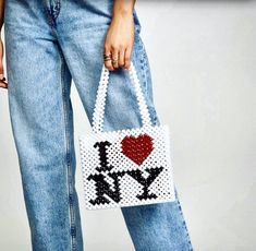Spring SALE! 😱🌸 Everything extra 10% off through Monday! Use code 'SPRING10' at checkout to score major deals 🤩🛍 YAY! Let's go shopping @kaialeshop Enjoy #freeshipping always!  www.kaiale.com  Active Link in Bio I Love Ny, Beaded Bags, Plastic Beads, Handmade Beads, Go Shopping, Your Style, Cute Outfits, Reusable Tote Bags, Handbags