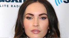 Makeup Up Close | Face Closeup Of Megan Fox Visits Siriusxm Radio In Ny