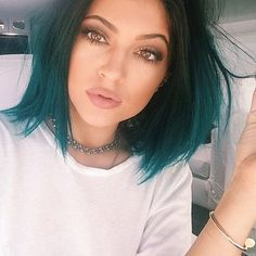 28 Celebrities Who Made 2014 The Year Of The Bob - Kylie Jenner