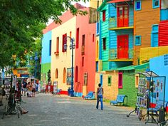 """Destination: Buenos Aires, Argentina    """"Give me a plate of steak, a glass of malbec wine, tango music, and I'm happy. Finding my long-lost Argentine cousins would only make the trip even more fulfilling.""""    Cristina A."""