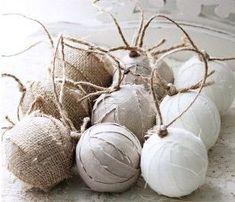 Stoffen kerstballen maken: tips & ideeën