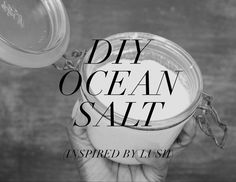 I love Ocean Salt body and face scrub by Lush Cosmetics. It's a handmade beauty product that exfoliates, brightens,…