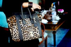 Celine Bag, Leopard <3