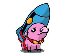 The True Story of Rocket Pig - Rocket Farm Studios