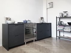 Linoleum Kitchen by &shufl · Copenhagen based Kitchen company