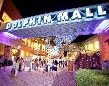 Dolphin Mall Entry