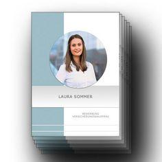 Lebenslaufvorlage CV Saphire Candidate in deutsch: Download Polaroid Film, Business, Deutsch, Templates