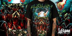 """""""Augury - Consulting The Auguries"""" t-shirt design by LaFlamme"""