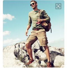Stitch Fix for Men - neutral earth tones, casual outdoorsy, inspiration
