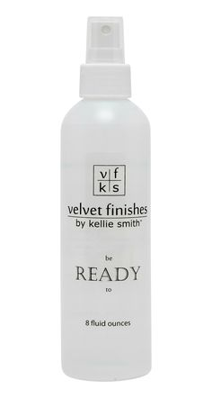 How to Prep Furniture: the easiest and quickest way ever. Seriously, check out this magic in a bottle aka READY from Velvet Finishes