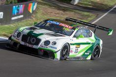 """Bentley Motorsport con Steven Kane a bordo del Continental N° 10 GT3 calificó en sétimo lugar, mientras que el 31 GT3 con Maxime Soulet en el octavo. El objetivo es ganar las 12 horas de Bathurst en la primera ronda de la edición inaugural del SRO Intercontinental Challenge de GT. """"En una carrera de 12..."""