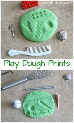 Playful Playdough Activities!