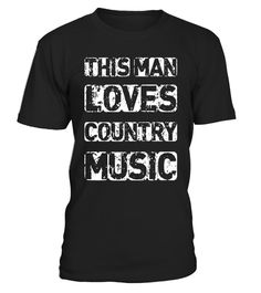 "# This Man Loves Country Music T Shirt - Bold Distressed Text .  Special Offer, not available in shops      Comes in a variety of styles and colours      Buy yours now before it is too late!      Secured payment via Visa / Mastercard / Amex / PayPal      How to place an order            Choose the model from the drop-down menu      Click on ""Buy it now""      Choose the size and the quantity      Add your delivery address and bank details      And that's it!      Tags: Quality figure hugging…"