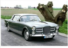 1962 Facel-Vega Excellence