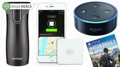 Sunday's Best Deals: Amazon Gadget Sale Redux, Your Favorite Travel Mug, and More