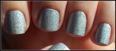 Southern Sister Polish: Holographic Quick Shot..Valentine's Day