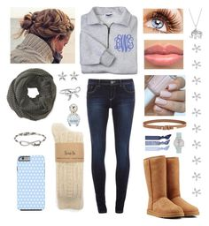 """Outfit for Jazlyn // Shoutout!"" by kickitap ❤ liked on Polyvore featuring Cuteberry, Dorothy Perkins, UGG Australia, Aéropostale, Alex and Ani, Lauren Ralph Lauren, Linea Pelle, Marc Jacobs, Ambre & Louise and Splendid"