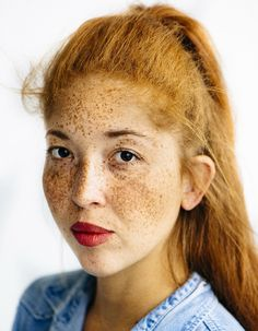 Photographer Michelle Marshall is opening eyes by turning her camera lens on black and biracial redheads.