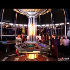 """Happy International #WomensDay from the women working in front of and behind the camera of #DoctorWho!"""