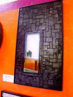 kelley knickerbocker exhibit by Institute of Mosaic Art, via Flickr