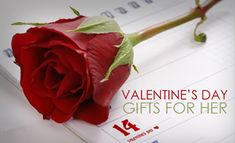 Order Now! Don't waste Time for Valentine Day Gifts!
