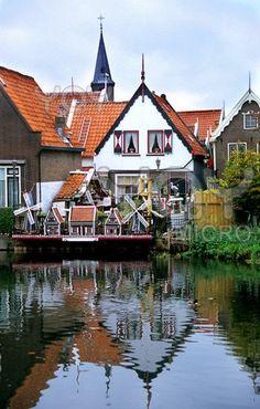 Vollendam, Netherlands