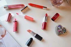 My Top 5 Spring/Summer Lipsticks