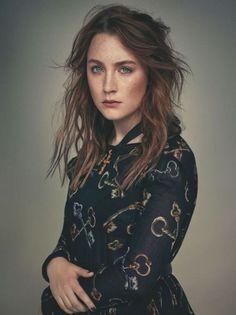 Saoirse Ronan Wonderland Magazine Sept/Oct 2014