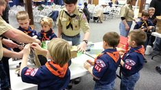 This month monthly pack activities teach the boys to use theirhands and their imaginations, and to make something theycan be proud of. The point of the Scout Law for this month—Thrifty—embodies this process as boys creatively use theresources that they already have around them. A SCOUT IS THRIFTY A Scout works to pay his own