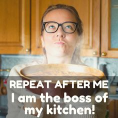 Cook Smarts, Be The Boss, Learn To Cook, Creative Food, Delicious Food, Free Food, Repeat, Meal Planning, Recipies