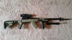 The Sexiest Tactical SKS??? ;)
