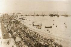 La Explanada fotografiada desde la Casa Alberola. Primera década del siglo XX.- Alicante en el Recuerdo | alicantevivotest | Página 84
