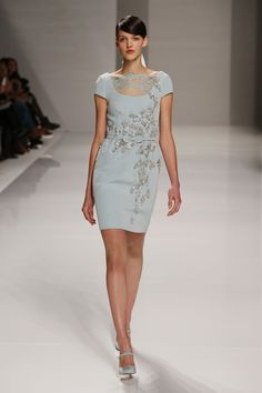 Georges Hobeika   Haute Couture Spring-Summer 2015   Look 14
