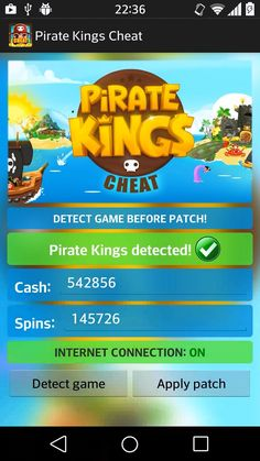 Pirate kings hack free mobile app android ios no survey Android Web, Android Hacks, Free Casino Slot Games, Free Games, King App, Pirate Games, Coin Master Hack, App Hack, The Pirate King