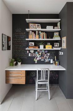 Decoração Preto e Branco: 60 Ideias para se Inspirar