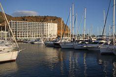 Exterior of #Hotel, #spain, #marina #harbour