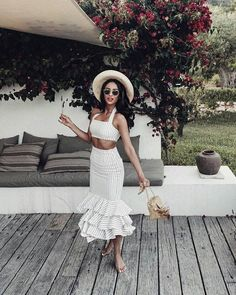 Outstanding Casual Summer Outfits from 25 of the Affordable Casual Summer Outfits collection is the most trending fashion outfit this summer. This Trending Casual Summer Outfits will definitely surprise anyone who is. Mode Outfits, Trendy Outfits, Fashion Outfits, Womens Fashion, Fashion Ideas, Fashion 2018, Ladies Fashion, Fashion Beauty, Looks Rockabilly