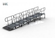 Wheelchair ramps-RK