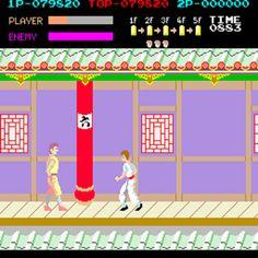 イメージ11 - スパルタンX(エックス)の画像 - パチンコCR銀河鉄道999と80年代レトロゲーム - Yahoo!ブログ