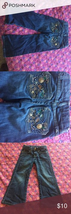 Rock 47 cowgirl jeans Like new condition! rock 47 Bottoms Jeans