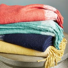 Cozy Texture Throw | west elm