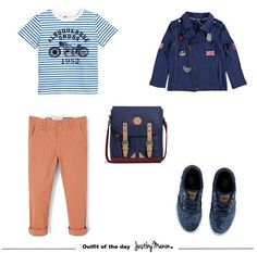 cool outfit for boys