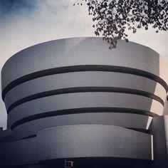 At Guggenheim museum. 2014. December