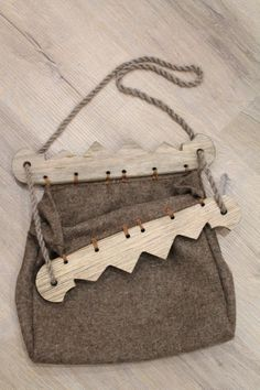 Viking Bag from Birka by NornasMystery on Etsy