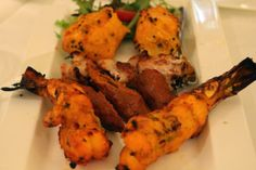 Non Veg tandoori grilled starter   Living in Sin: Tandoor Restaurant in Holiday Inn Singapore