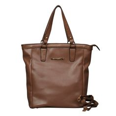 75b558476a2d Top Material Michael Kors Jet Set North South Medium Brown Totes Are  Calling For You Now