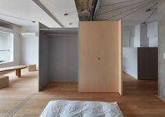 Apartamento en Tokyo, Japón - FronOfficeTokyo